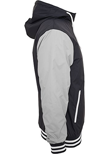 Classics giacca gry Urban 2 Uomo Sweatjacket Nvy College tone vnqwXd