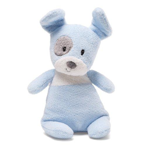 Gund Spotto Dog Blue 9'' Plush