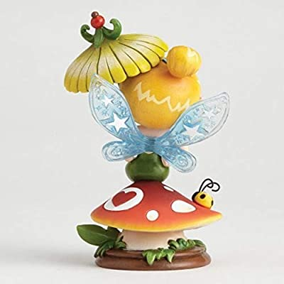"""The World of Miss Mindy Tinker Bell from """"Peter Pan"""" Stone Resin Figurine"""