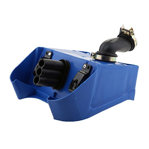 Dolity For Yamaha PW80 PY80 PEEWEE 80 Air Filter Box Foam Assembly Blue:
