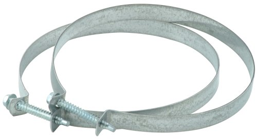 dryer hose clamp - 1
