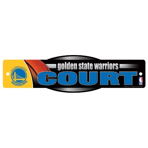WinCraft NBA Golden State Warriors Sign, 4.5 x 17-Inch by WinCraft
