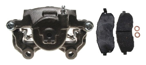Raybestos RC10004QS Quiet Stop Remanufactured, Loaded Disc Brake Caliper