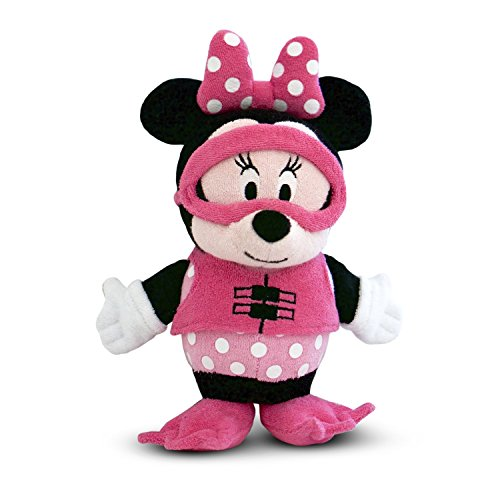 SoapSox Disney Bath Toy Sponge, Minnie Mouse