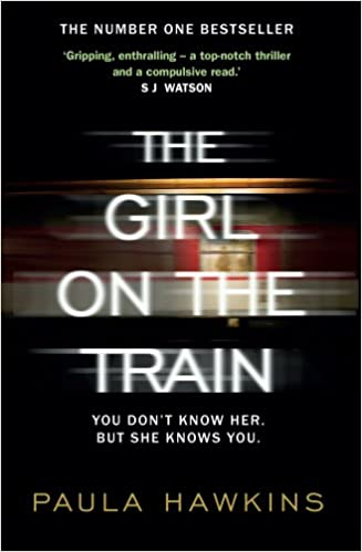 Image result for the girl on the train book