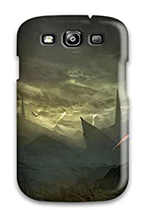 High Impact Dirt/shock Proof Case Cover For Galaxy S3 (knight )