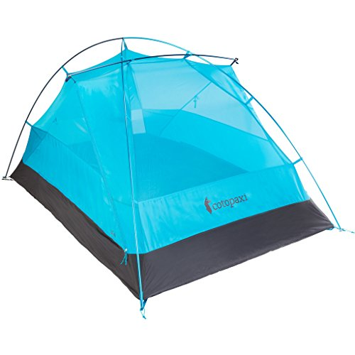 Price comparison product image Cotopaxi Techo 3 Person Blue Camping Tent+Lifetime Warranty