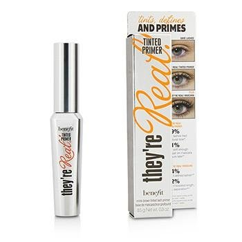Benefit They re Real Tinted Lash Primer, Mink Brown, 0.3 Ounce
