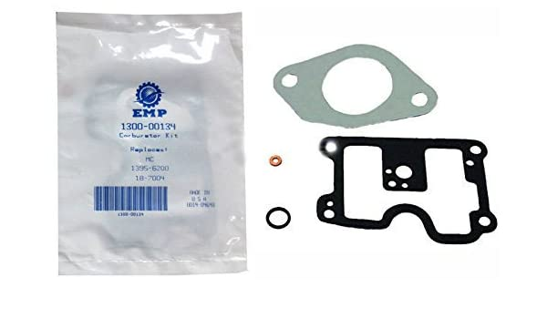 Carburetor Gasket Kit Mercury Outboards