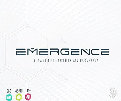 Emergence: A Game of Teamwork and Deception - Teamwork Board Games