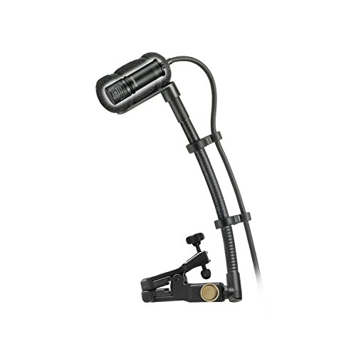Audio-Technica ATM350UcW Clip-on Instrument Microphone for Audio-Technica cW Wireless