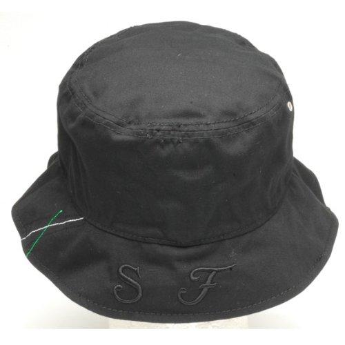 b2bc34fb8e27 Ferrari Shield Bucket Hat - Black: Amazon.co.uk: Sports & Outdoors