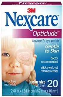 Bandages & Gauze: Nexcare Opticlude