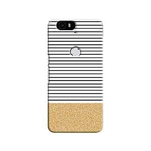 Cover It Up - Lines&Sands Nexus 6PHard Case
