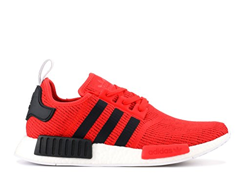 Homme Adidas r1 Black Nmd Red Derbys tBavwB
