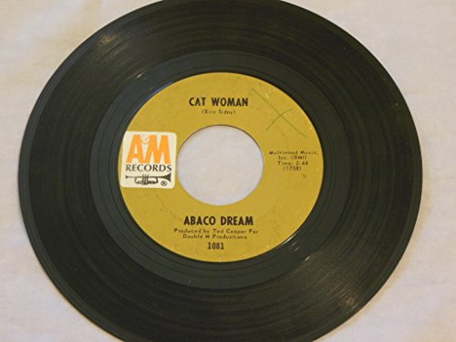 "Price comparison product image Life And Death In G & A / Cat Woman VINYL 7"" 45 - A&M - 1081"