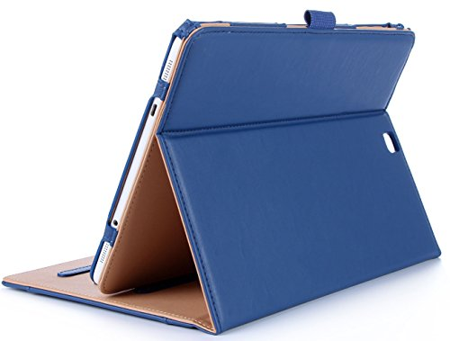 ProCase-Samsung-Galaxy-Tab-S2-97-Case---Leather-Stand-Folio-Case-Cover-for-Galaxy-Tab-S2-Tablet-97-Inch-SM-T810-T815-T813---Navy
