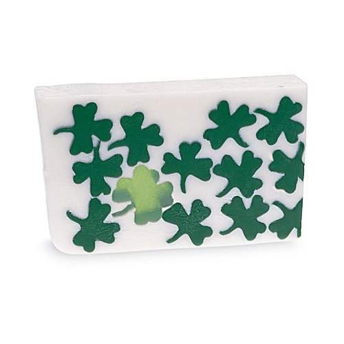 Primal Elements Little Bit O' Luck 6.0 Oz. Handmade Glycerin Bar Soap
