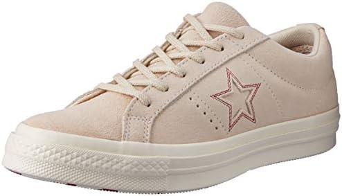 One Star Love Metallic Low Top Sneakers
