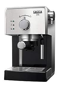 Gaggia Máquina de café Viva Deluxe: Amazon.es: Hogar