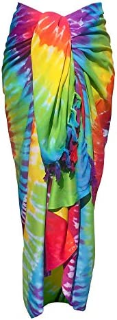 Island Chic Sarong Swimsuit Cover Up Beach Coverup for Women Handmade in Bali