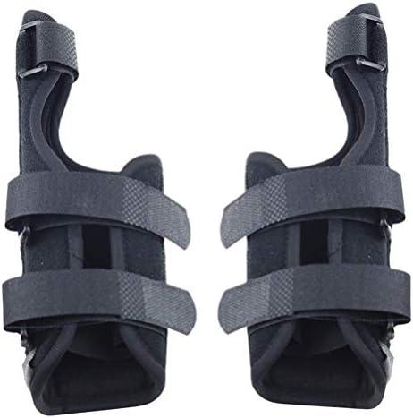 Exceart 2-Teilige Daumen-Handgelenkstützen Verstellbarer Daumenstabilisator Atmungsaktiver Handgelenkschutz für...