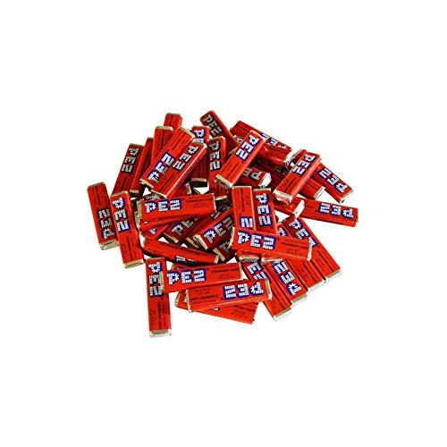 Pez Candy Single Flavor 1 Lb Bulk Bag (Strawberry) Red Candy ââ'¬Â¦ (Pez Strawberry Refill)