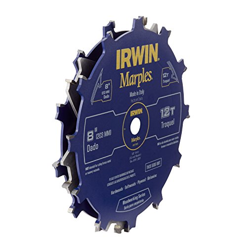 Irwin tools 1811865 marples 8 inch stack dado blade dado saw irwin tools 1811865 marples 8 inch stack dado blade dado saw blades amazon greentooth Image collections