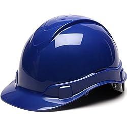 Pyramex Safety hp44110duro sombreros Ridgeline gorra estilo 4puntos de suspensión de carraca