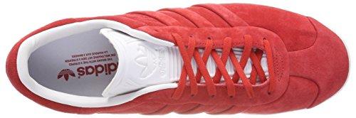 Adidas Gazelle Stitch And Turn Scarpe Da Ginnastica Basse Uomo Rosso rojuni Ftwbla 000