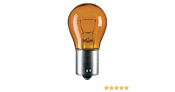 Magneti Marelli 008507100000/l/ámpara PY21/W 12/V 21/W est/ándar//–/un conjunto de 10/piezas