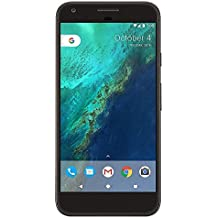Google Pixel XL, 32GB Unlocked GSM - Quite Black (Renewed)
