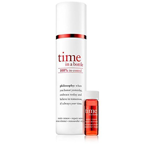 Philosophy Time in a Bottle 100% In-Control Serum - 1.3 oz by Philosophy