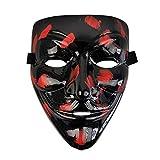 4 Pack WLPARTY V for Vendetta Halloween Mask