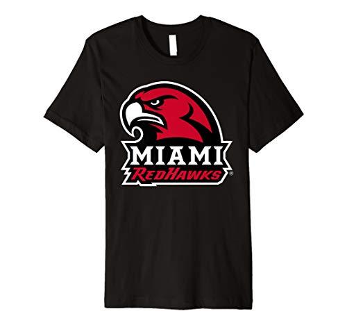 - Miami University MU RedHawks NCAA T-Shirt PPMU04
