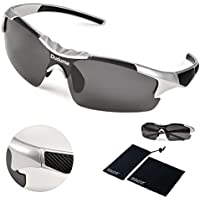 Duduma Unisex Polarized Sports Sunglasses