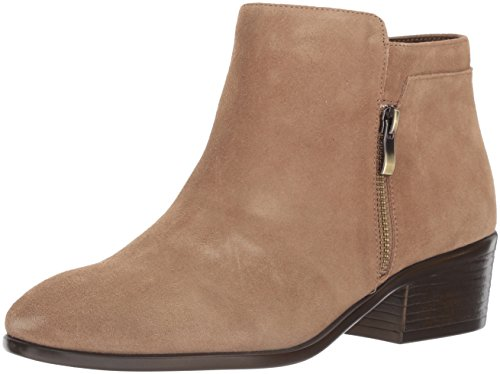 Aerosoles Boots (Aerosoles Women's Mythology Boot, Light Tan Suede, 9 W US)