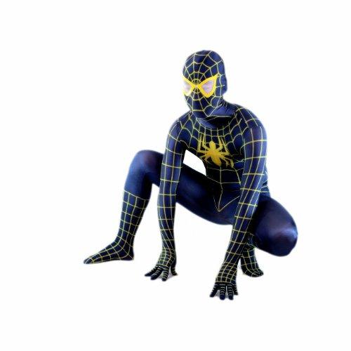 Goodsaleok Full Bodysuit Adult Halloween Cosplay Customized (Spiderman Replica Costume)