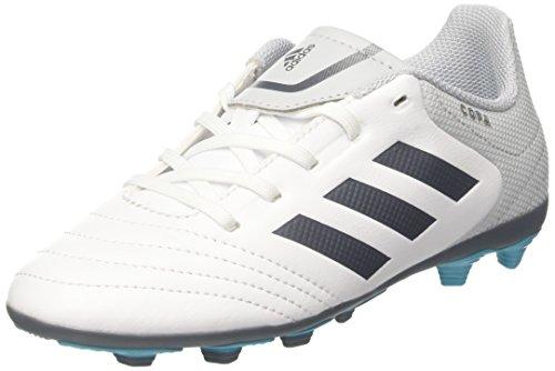 Fxg Niños clear White Footwear 4 Onix Gris Zapatillas Adidas 17 Copa J De Fútbol Grey 8q7xvwtxn