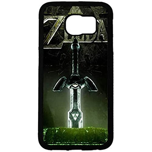 Generic RPG Game The Legend of Zelda Phone Case for SamSung Galaxy S7 Edge Sales
