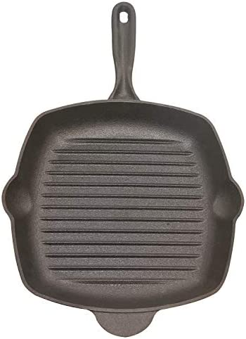 Magic Chef Traditional Kosher Cast Iron Skillet 11