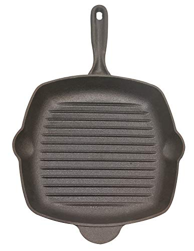 Magic Chef Traditional Kosher Cast Iron Skillet (11