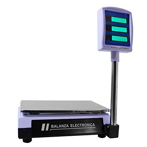 Báscula Digital Windur LCD ML2 con torre LCD (capacidad max. 30Kg): Amazon.es: Bricolaje y herramientas