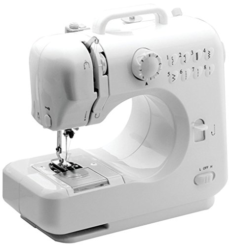 Michley LSS-505 Lil' Sew & Sew Multi-Purpose Sewing Machine with Built-In Stitches by michley tivax
