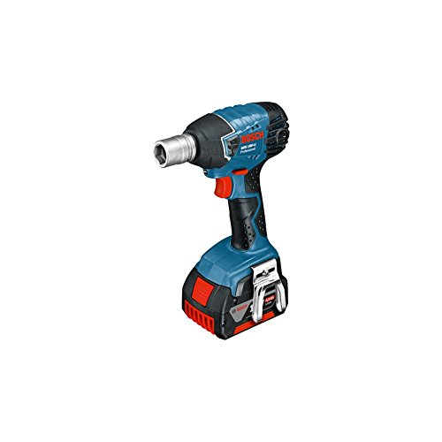 bosch gds 18 v li professional cordless impact wrench easy grip most powerful 18 v bare tool. Black Bedroom Furniture Sets. Home Design Ideas