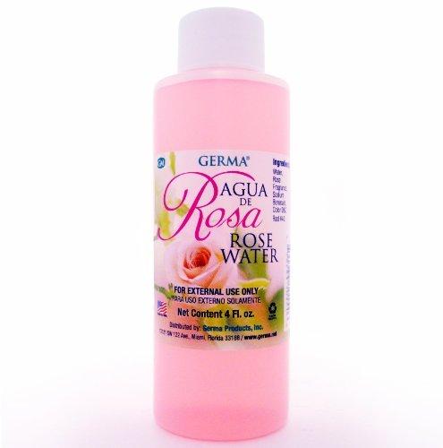 ROSE WATER Agua de Rosas Flower Water Skin Face Facial toner
