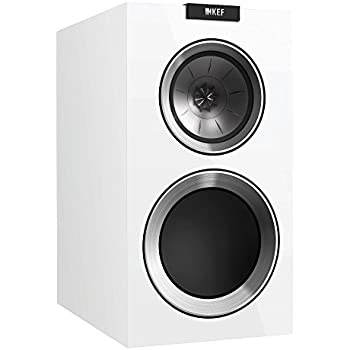 Amazon com: KEF Q350 Bookshelf Speakers (Pair, White) (Q350WH): Home