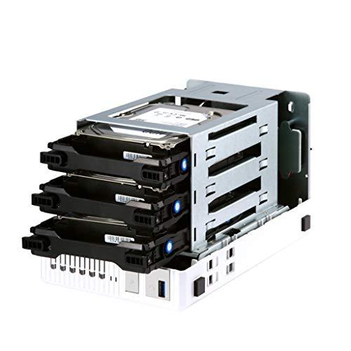 QNAP TS-351 (4GB RAM) 3-Bay Personal Cloud NAS Ideal for RAID5 Storage Processors (TS-351-4G-US) by QNAP (Image #1)