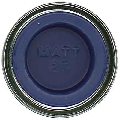 inlet Enamel Paint 25 (blue Matt) (Blue Matt Enamel)