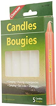 Coghlan's Candles, Pack